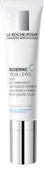 La Roche-Posay Redermic [C] crema antirughe occhi per pelli sensibili